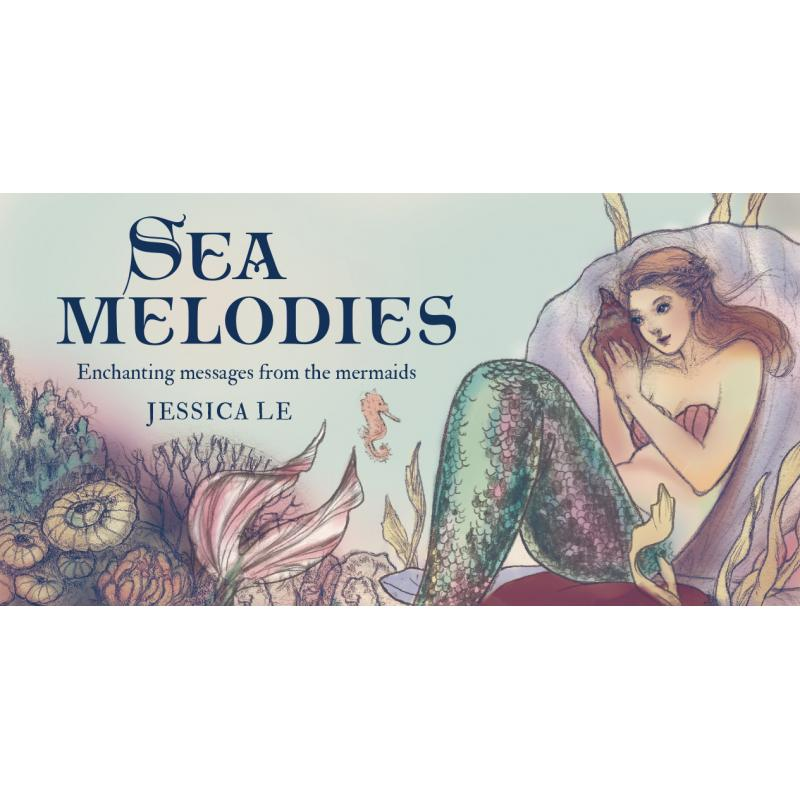 Oraculo Sea Melodies - Jessica Le (2018) (40 Cartas) (EN) (USG)