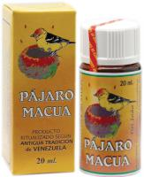 Extracto Pajaro Macua 20 ml.