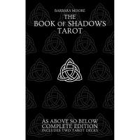 Tarot Book of Shadows (Libro de las Sobras) - Barbara Moore ...