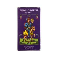 Tarot coleccion Oswald Wirth Tarot Deck (Printed in Belgium)...